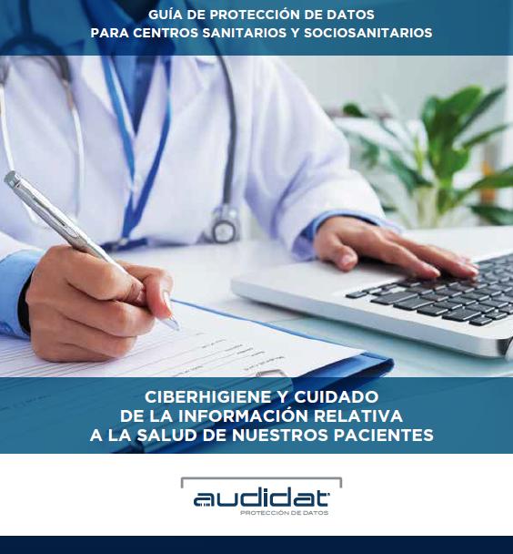 Guía Protección de Datos Centros Sanitarios y Sociosanitarios