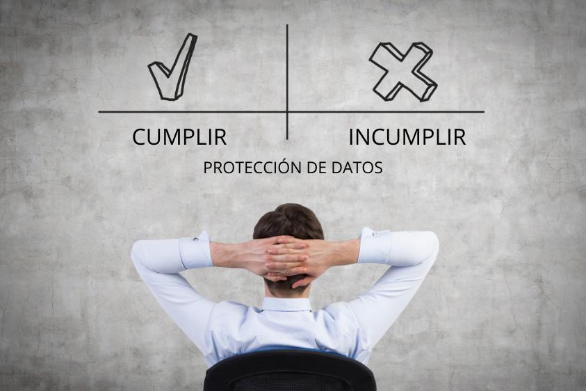 cumplir proteccion de datos
